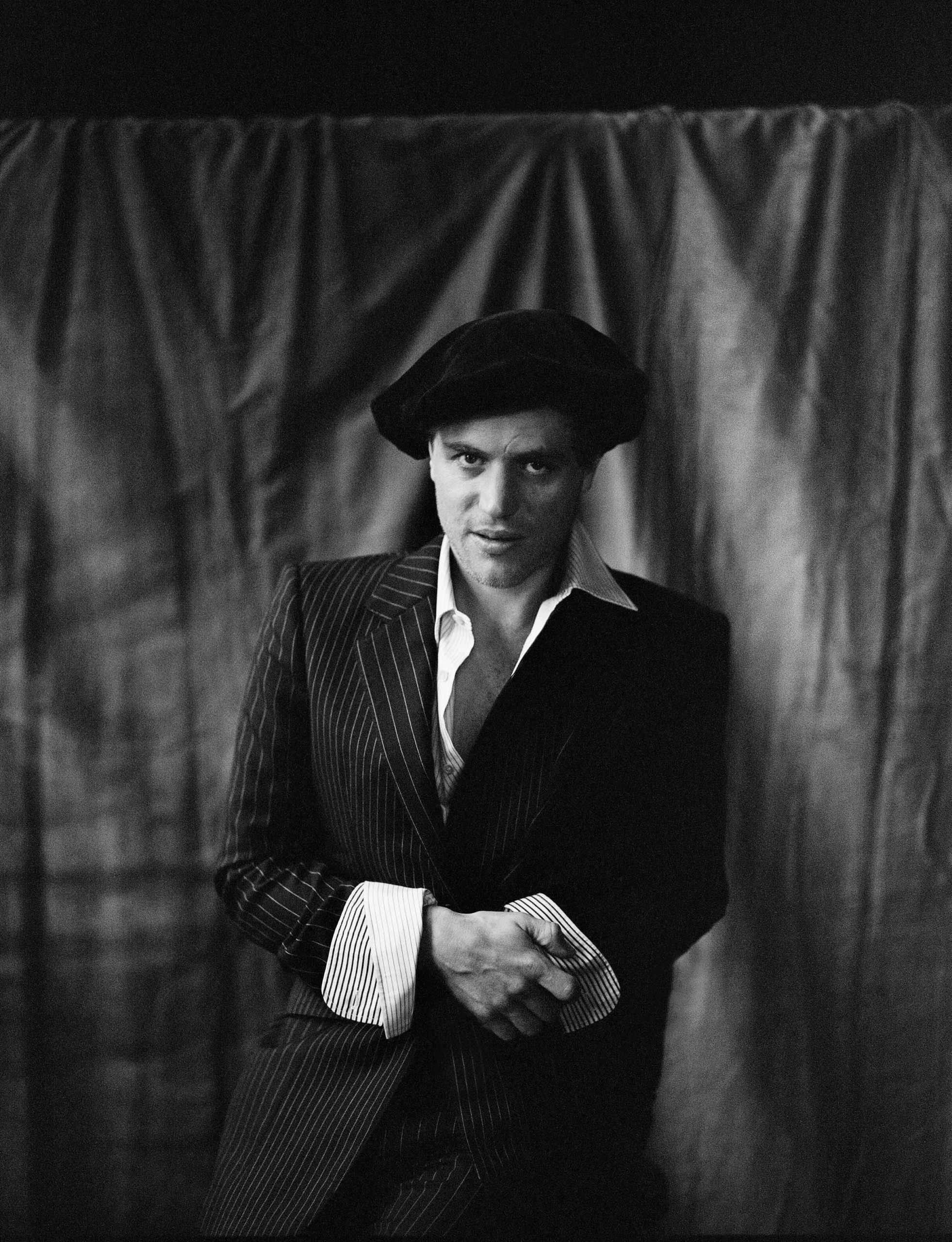 Johnny Flynn, Man About Town Magazine