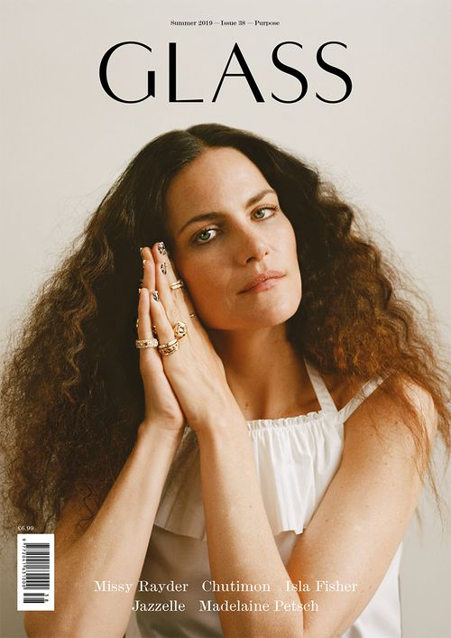 Missy Rayder, Glass Magazine