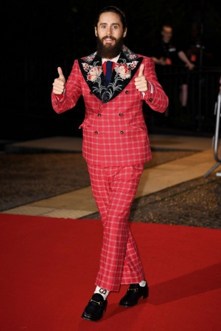 Jared Leto, GQ Actor's of the Year