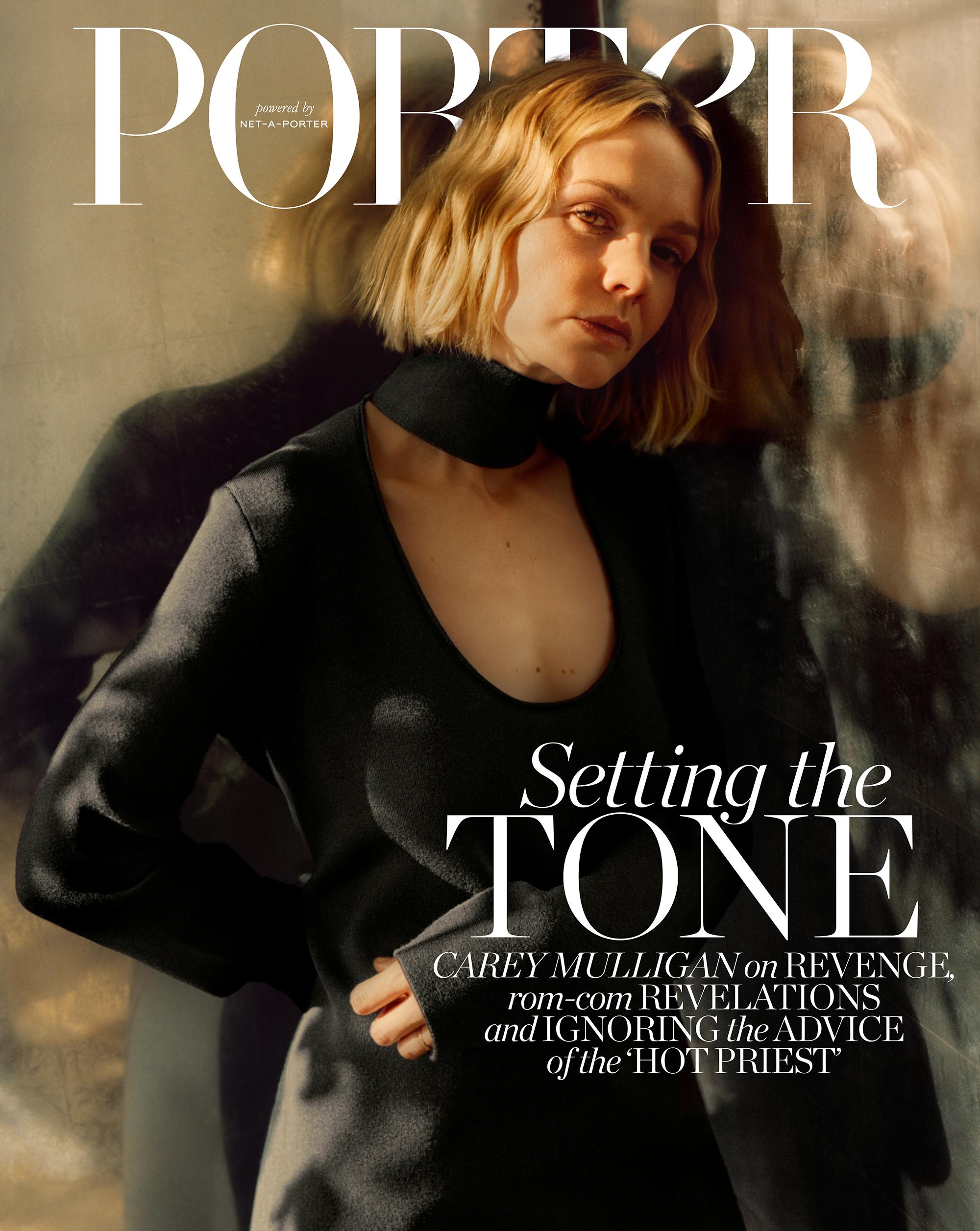 Carey Mulligan, Porter Magazine
