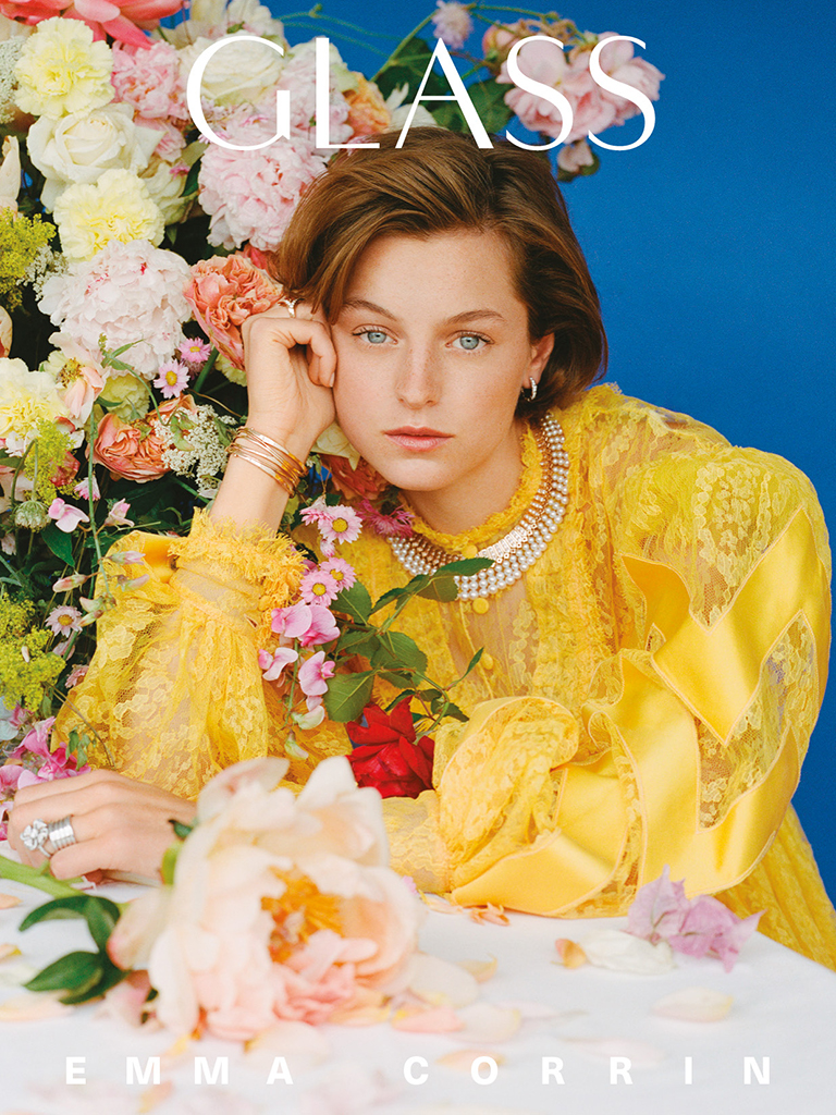 Emma Corrin, Glass Magazine