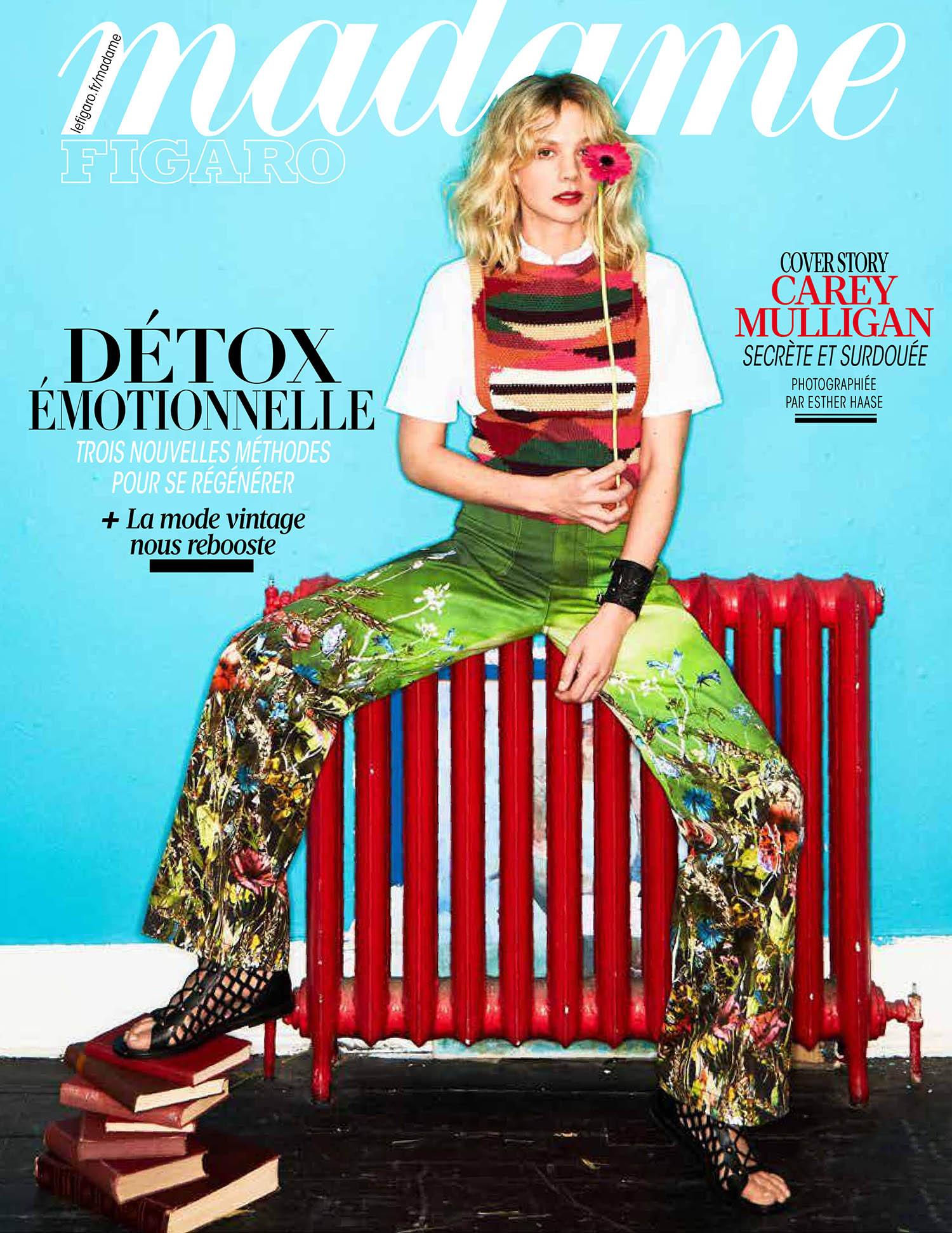 Carey Mulligan, Madama Magazine